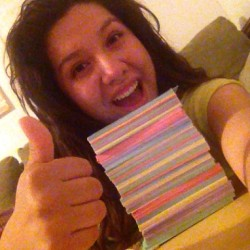 Soooooo I'm #done with my #Wagner #index #cards…. 😁😁😁 #woohoo #alldone #success #imawinner #tiredaf #nomakeup #nofilter