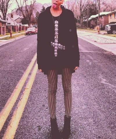 be4utiful-dirty-rich:  (Soft)grunge fashion
