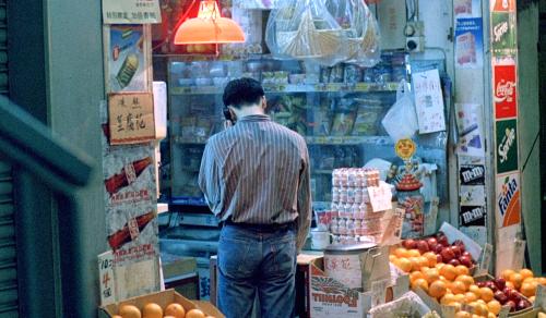 highvolumetal:    Chungking Express , Wong Kar-wai , 1994.
