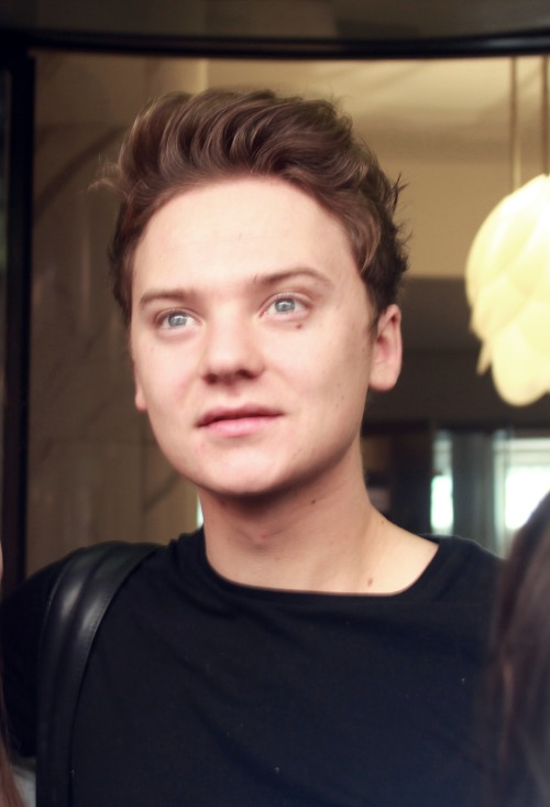untillforevercomes:  Conor, Rome 18.04.2013