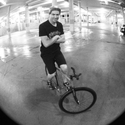 #poser @mattl_au #becausefixie #fixie #fixedgear #trackbike