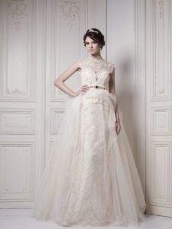 awesomeweddingdresses:  http://www.ersaatelier.ro/wedding-2013-collection.html
