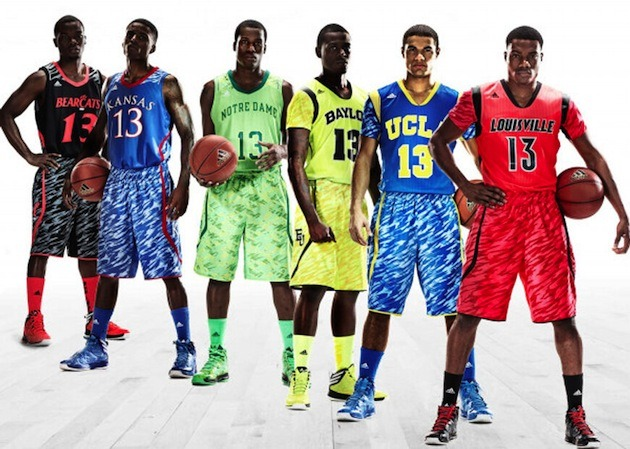 "In the dictionary, these uniforms would be pictured next to ""hideous."""
