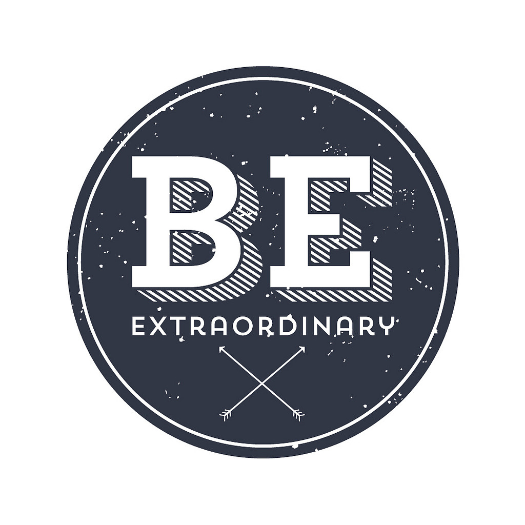 betype:  BE EXTRAORDINARY (by Solo 71)