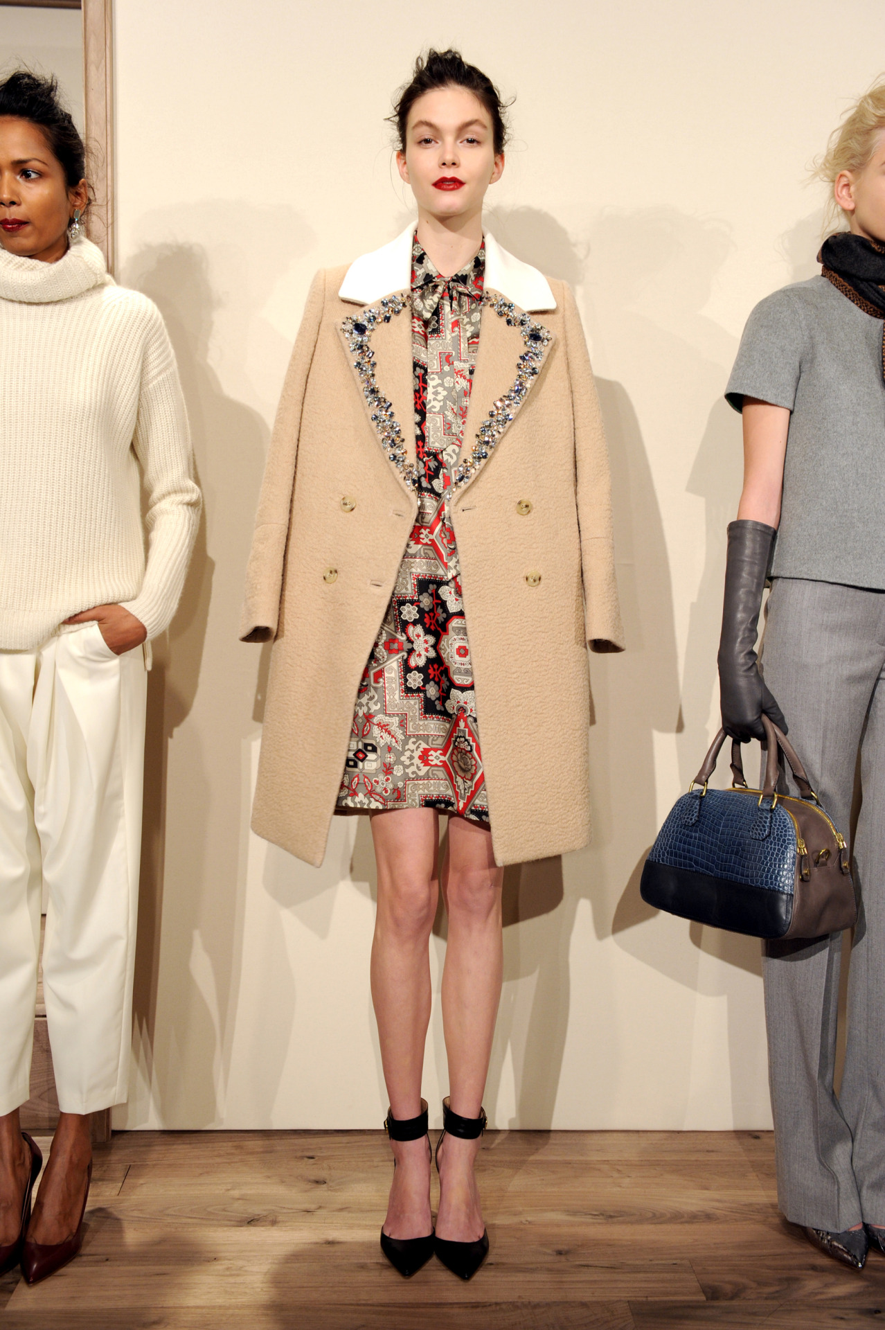 J.Crew - Fall 2013 / Photographer: Anthea Simms See the entire collection.