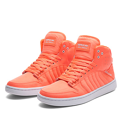 wantering:  Supra S1W Mid Top Sneakers
