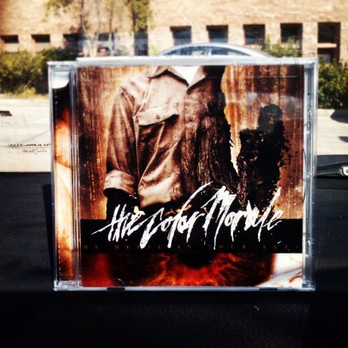 recreationed:  #thecolormorale #mydevilinyoureyes #riserecords <3 http://instagram.com/p/ZYzzCoKFaO/