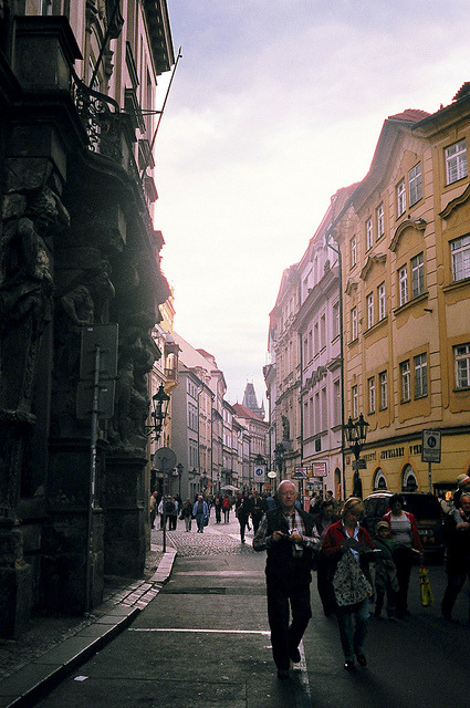 villesdeurope:  Prague, Czech Republic