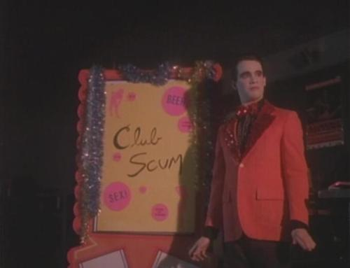 "welikeitverymuch:  fuckyeahmst3k:  sinecute:  Oh, hi, Cliff from Veronica Mars. What you doing in Hobgoblins? I still love you. It kind of makes you even more awesome if that were possible.  Wait… what?? Someone from Hobgoblins besides ""Zed"" in Pulp Fiction had a career before/after Hobgoblins?  He was also the guy on Party Down who tried to scam investors and held a gun on Ron:   So I went to his IMDB and…  He's frigging GAULT in STAR WARS: THE OLD REPUBLIC WHY DIDN'T YOU EVER TELL ME YOU USED TO WORK AT CLUB SCUM, GAULT?!"