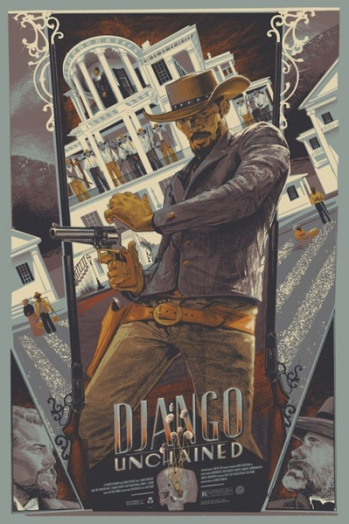 Django Unchained by Rich Kelly