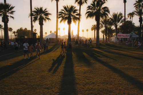 davidandrako:  Coachella - 04/16/11 - 6:29 PM Photo by David Andrako