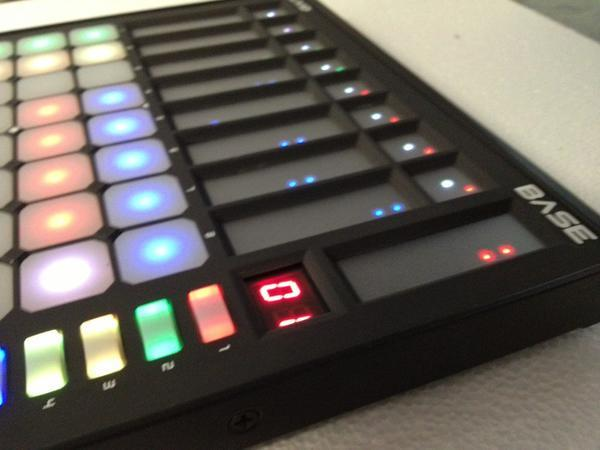 si7:  DJ TechTools  |  Livid Teases BASE, Touch Strip Controller For Live?