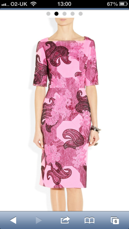 I can really see Kate wearing this Erdem dress! I personally think it's gorgeous, what about you?