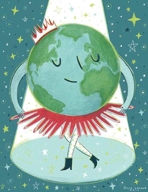 julia-lavigne:  Happy Earth Day!Do something nice today for Mother Earth and appreciate how beautiful our planet is.