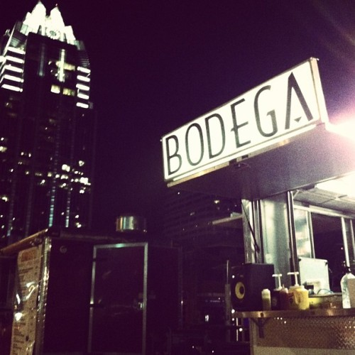 at All Day Bodega