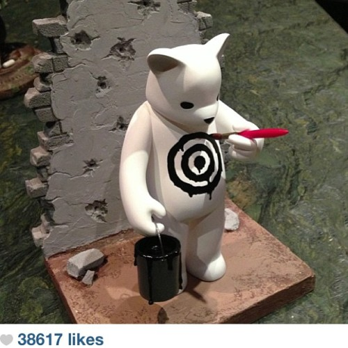 So cool to see our #target #toy by @lukechueh on @deadmau5's Instagram! That's a lotta love right there! :D now we have to get the man the black/gold edition! 🐭😝🐵 #designervinyl #designervinyltoy #designervinyltoys #vinyltoy #vinyltoys #vinyl #urbanart #urbantoy #urbantoys #urban #art #arttoy #arttoys #toys #toyuniverse #toyporn #artstagram #instatoys #collector #collectable #lukechueh #munkyking #deadmau5