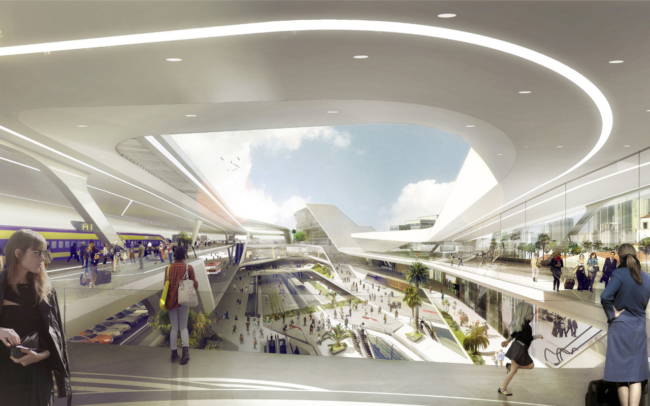 #ARCHITECTURE #RENDERINGS Los Angeles, USA | Union Station 2050 | UNstudio Mastering Autodesk Viz Render 2006: A Resource For Autodesk Architecural Desktop Users 9 new from $47.96 16 used from $8.72 SOURCE | 12.05.2013 | 14.19 High resolution renderings (showcase) http://www.skyscrapercity.com/showthread.php?t=1141539