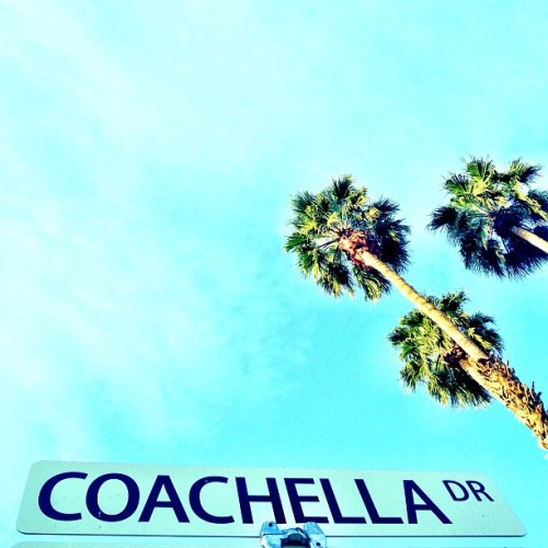 :) #coachella (at Indio, CA)