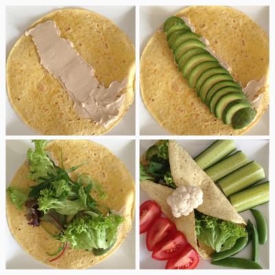 melanie-is-healthy:  How i make my lunch  i will so try this… nom