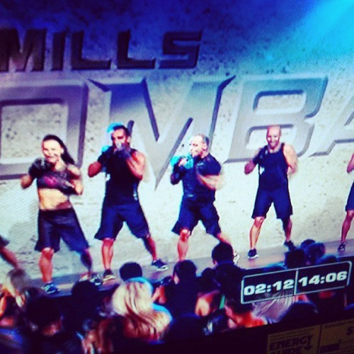 This is my day off. Power on number 7. #lesmillscombat  @danbodycombat @jetnzuk