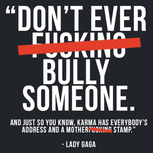Short Bullying Quotes: Anti Bully Quotes
