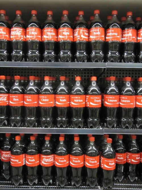 ridiculouslyproper:  Reblog this if you have yet to find your name on a Coke bottle. I am one of the 7 billion :/ lol