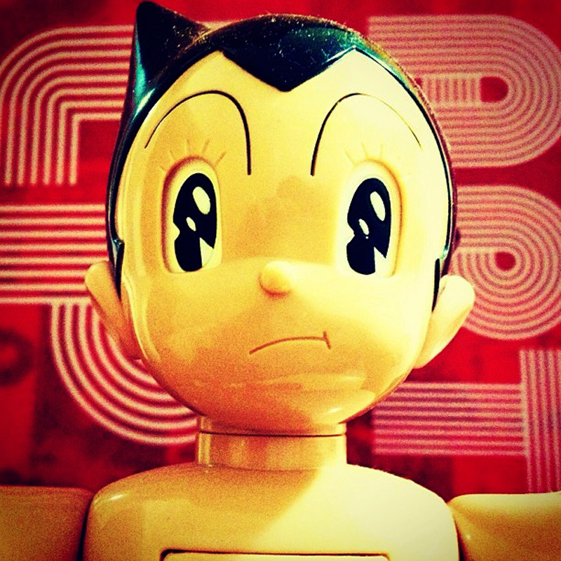 #Astroboy by Juliano Shimozato