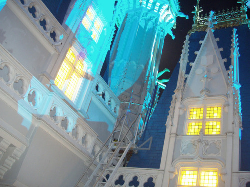 lycla:  Tinker Bell has a fantastic view from the top of Cinderella Castle!Source  I want to go on that zip line more than pretty much anything!