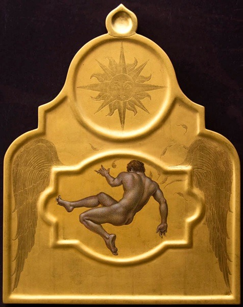 artqueer:  Michael Bergt | Icarus | 2009 | 18 x 14"