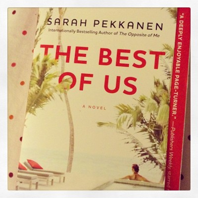 The Best of Us — Sarah Pekkanen #bookhaul