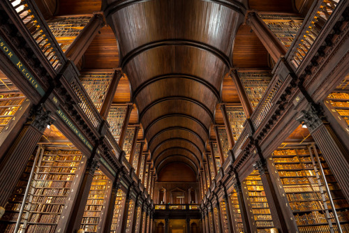 "justbmarks:  ""Old Library"" in Dublin Source: colindub (reddit)"