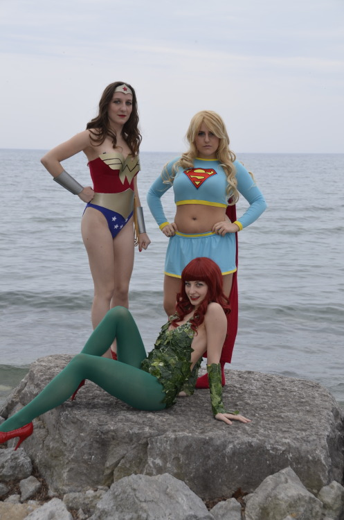 Super, wonderful and poisonous Submitted by cosplaysisters