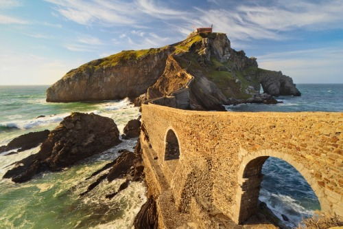 San Juan de Gaztelugatxe, Basque Country | Spain (by Maik Elyk)