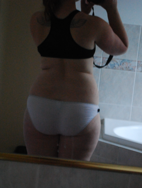 healthy-sexy-happy:  accidental-eden:  HW: 85kg CW: 69.2kg The top 3 photos were taken in April last year, and the bottom three were taken this afternoon (photos after lunch, always a bad idea!). It has been a very long year, and a hard one, but I'm so happy with my progress. I've said it before but falling back into bad habits isn't a big deal, as long as you go back to eating more healthily and exercising. Over time, I noticed that my 'bad days' became less and less - when you make a lifestyle change, the habits become so much more permanent, and you will be happier for it, I promise you.  I eat all foods in moderation (I'd die without sushi), and as for exercise, I mostly lift weights, walk, and dance. I've since given up trying to run, since I bloody well hate it, haha.    Amazing. Good job!:)