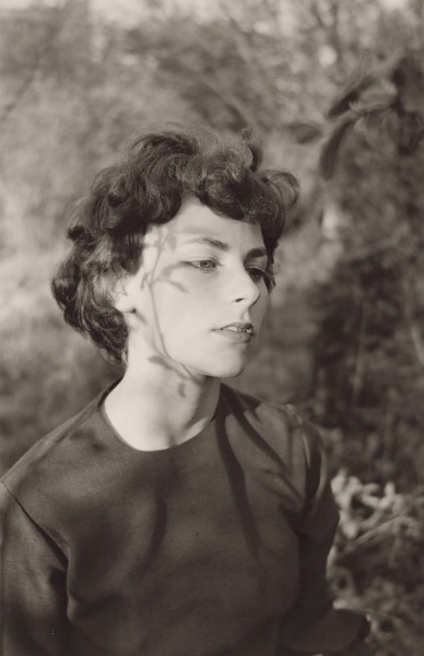 Emmet Gowin, Edith, Danville, Virginia, 1963