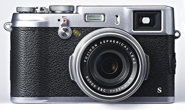 highsnobiety:  Fujifilm X100S – A First Look & Full Specs