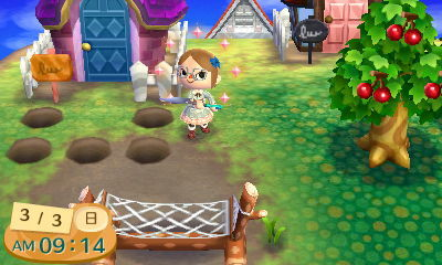 Not everything is rainbows and butterflies in Animal Crossing >:3