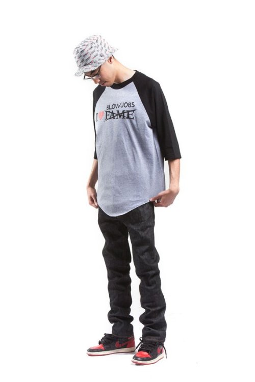 Hall of Fame SS13 delivery 2 lookbook