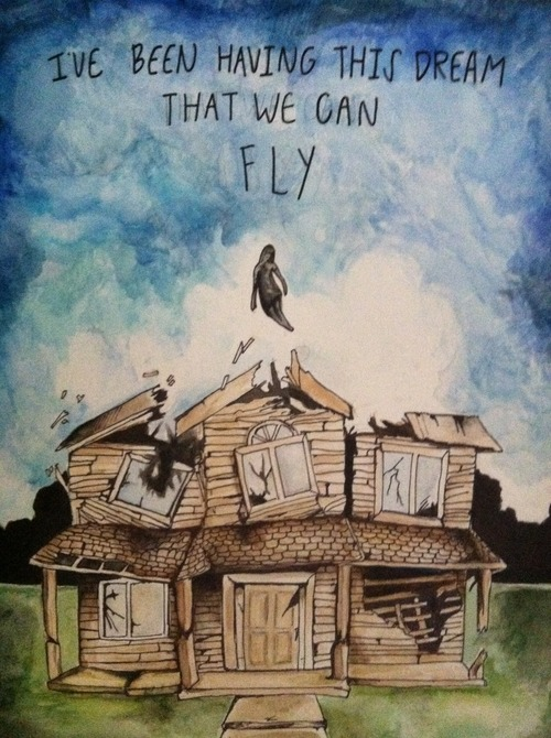 witzigreuterdream:  So maybe if we never wake up we can see the sky