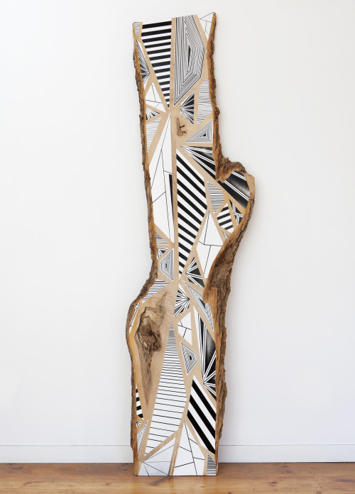 tylerblackwell:  Jason Middlebrook, 38 Black and White Paintings, 2012
