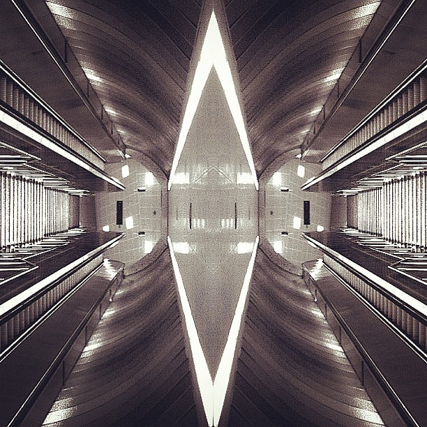 Abstracting Subways 👽🚉