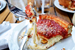 prettygirlfood:  Chicago Style Pizza
