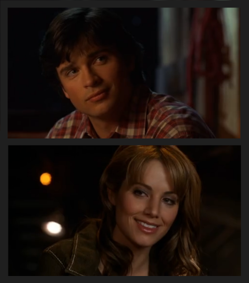 deansarmy:  Smallville Season 5 Episode 21: Oracle. Clark: There are times when I think you don't know me at all, then others when I think you know me better than anyone.Lois: Well, that's what I'm here for Smallville, one save at a time.