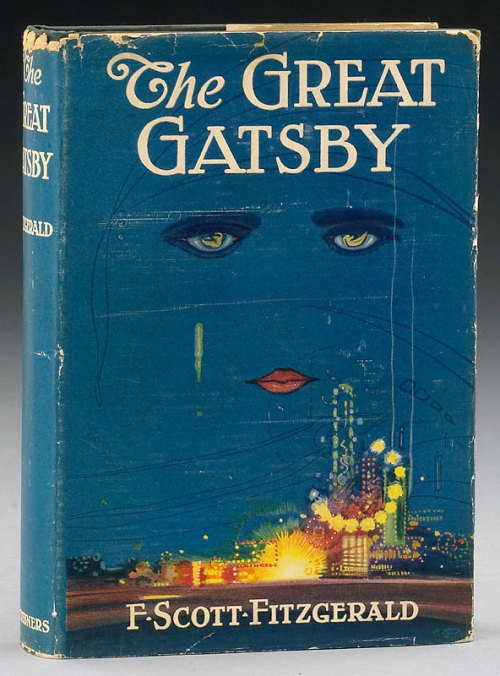 "iamderreck:  Book 7 of 2013: The Great Gatsby by F. Scott Fitzgerald I'll admit, the only reason I decided to even pick this book up is because Baz Luhrmann was directing the movie. It was not on any reading list for college or high school. I finished the book about a month before the movie came out.  I found it to be ""alright"" even though it is a classic piece of literature. Some humorous moments like the car losing a tire after one of Gatsby parties, interesting characters like Daisy, Gatsby and Tom and some very affecting quotes and the symbol of ""the green light""/hope but it just didn't stay with me after I read it.  *shrug* I still think Daisy is a terrible person even though i fully understand her actions in the last chapters of the book. I'll also admit that I had to read up on some of the symbols like the eyes of TJ Eckleberg when i finished reading it.  6.5/10."