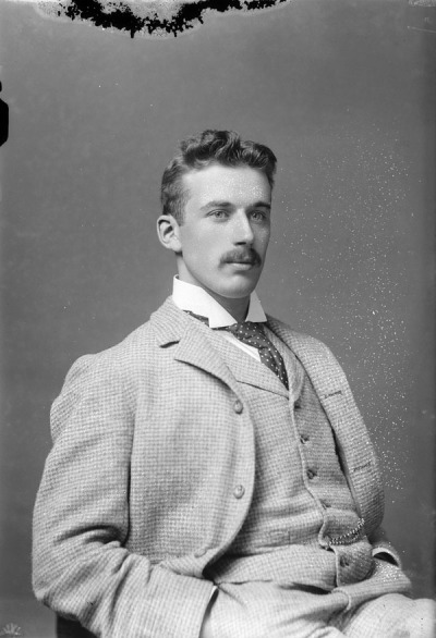 Mr. William Brymer, 1893
