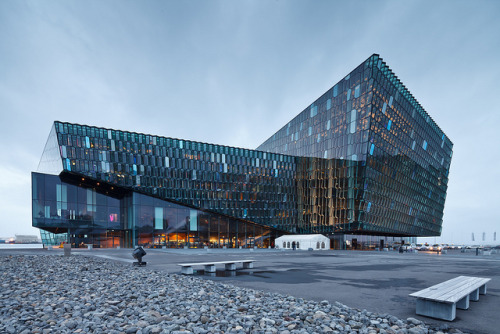 archbucketlist:  Harpa Concert Hall and Conference Centre, by Pawel Paniczko Submit HERE to Architecture Bucket List!