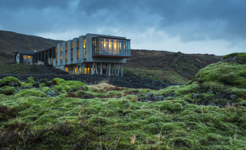 'April travel news: editor's picks Ion Hotel, Arnessysla, Iceland