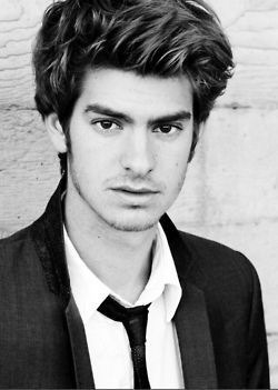 crushify:  I have a man crush on Andrew Garfield… no shame whatsoever