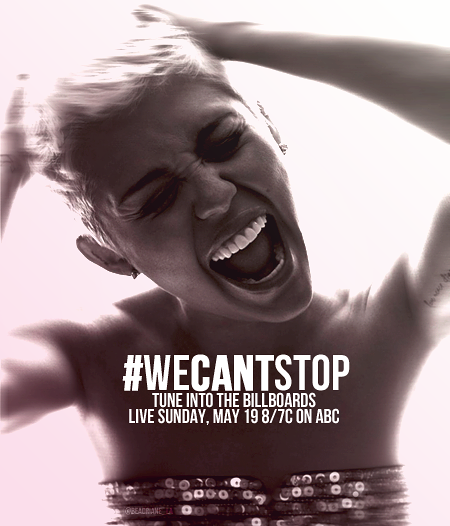 m-ileyy:  NEW SINGLE WE CAN'T STOP