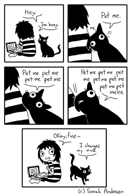 fuckmestupid:  Cats